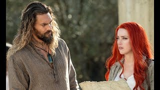 Aquaman & Mera - Happy Ending