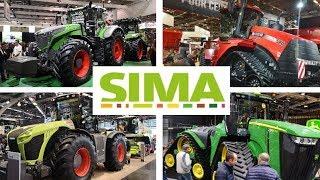 SIMA 2019 PARIS [Fendt, John Deere, Deutz, Case, Claas, Valtra, Massey, Kubota, JCB, Horsch,…]