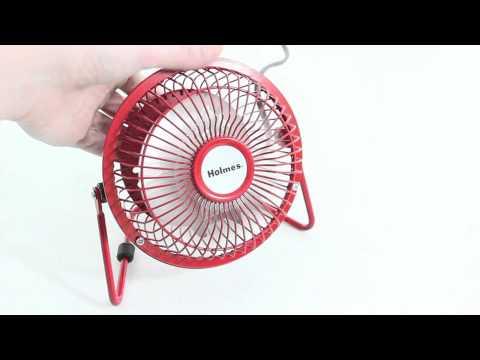 Holmes Four-Inch Personal Fan | HNF0410A-RM