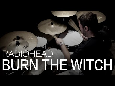 Phil Selway Tribute Drum Cover | Radiohead | Burn the Witch