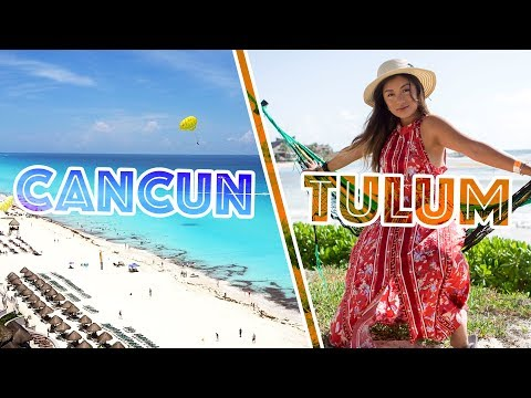 CANCUN & TULUM 2017 | Unofficial Travel Guide & Vlog