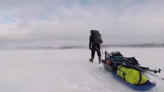 A Cold Winter's Journey in a Hot Tent | Part 1