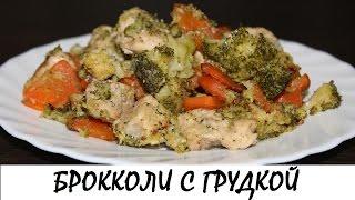 видео Блюдо из брокколи – полезное и вкусный гарнир