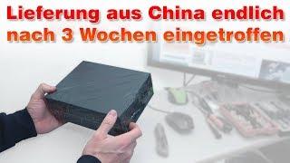 Lieferung aus China endlich nach 3 Wochen eingetroffen - [4K]