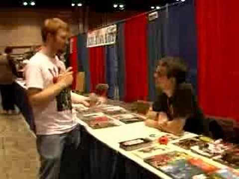 Steve Niles Interview from FX Con 2007