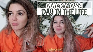MINI Q&A & A NIKKI B DAY IN THE LIFE