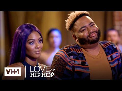 Zell Throws A Team Alexis Skyy Party 'Sneak Peek' | Love & Hip Hop: Hollywood