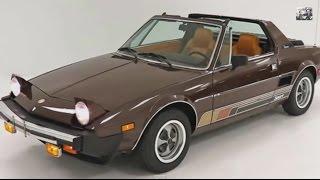 Fiat X1/9 1972-1989