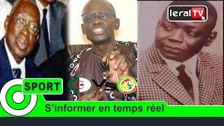 Réaction du journaliste sportif Abdoulaye DIAW sur la finale de la Can opposant Sénégal à Algérie..