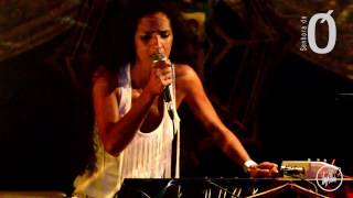 Senhora do Ó ૐ If I Had a Heart by Fever Ray (remix) ૐ Live