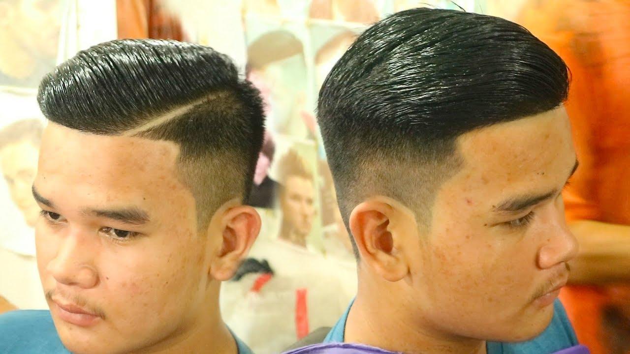 Cara Potong Rambut Pria Simple Mudah