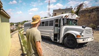 BLOCKING THE ROAD?! - Mexico road trip day 3