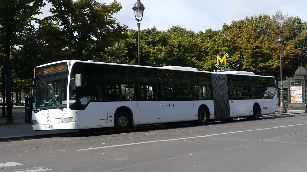 paris bus keolis citaro g on railway replacement bus service invalides gare d 39 austerlitz youtube. Black Bedroom Furniture Sets. Home Design Ideas