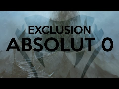 Exclusion - Absolut Zero [ZENOZ]