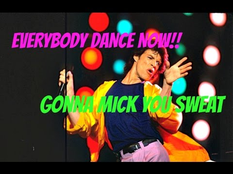Moves Like Jagger Gonna Make You Sweat Mix n Mash-up (Everybody Dance Now)