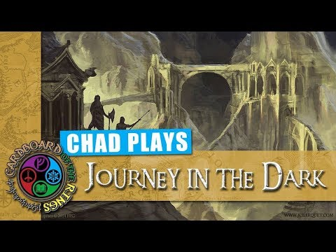 Chad's Campaign: Journey in the Dark