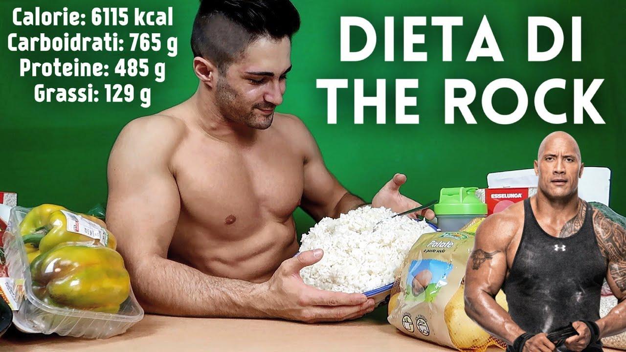 la dieta di un atleta délites