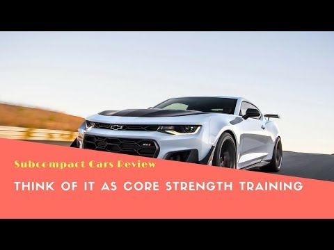 2018 Chevrolet Camaro ZL1 1LE Interior and Exterior - Subcompact Cars Review - Phi Hoang Channel