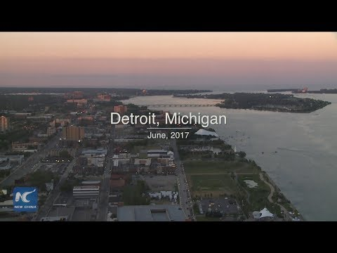Sell to China, once bankrupt Detroit is told upon its rebirth