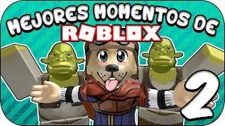ROBLOX - Best Moments Vol.2 - TrojanNano