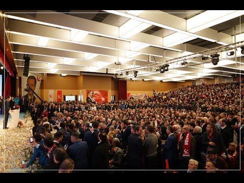Dr. Fatih Erbakan - Yeniden Refah Partisi Tanıtım Toplantısı