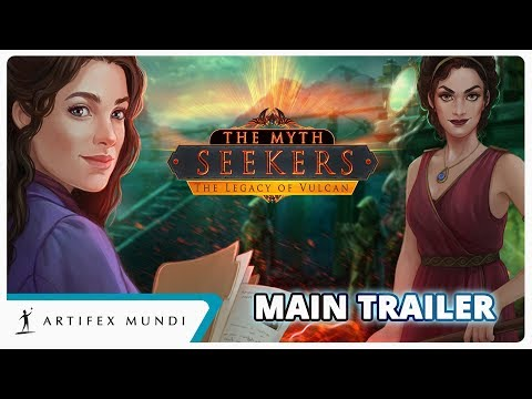 The Myth Seekers: The Legacy of Vulcan cinematic ESRB trailer