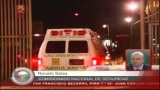 49 Reos muertos, Una riña mortal, Penal Topo Chico, 11Feb2016