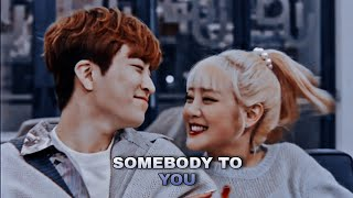 Download Minnie & sam (youngjae) / somebody to you  (so not worth it) g idle, got7 edit