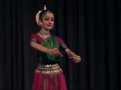 Arushi Mudgal - Oriya Champu - Odissi