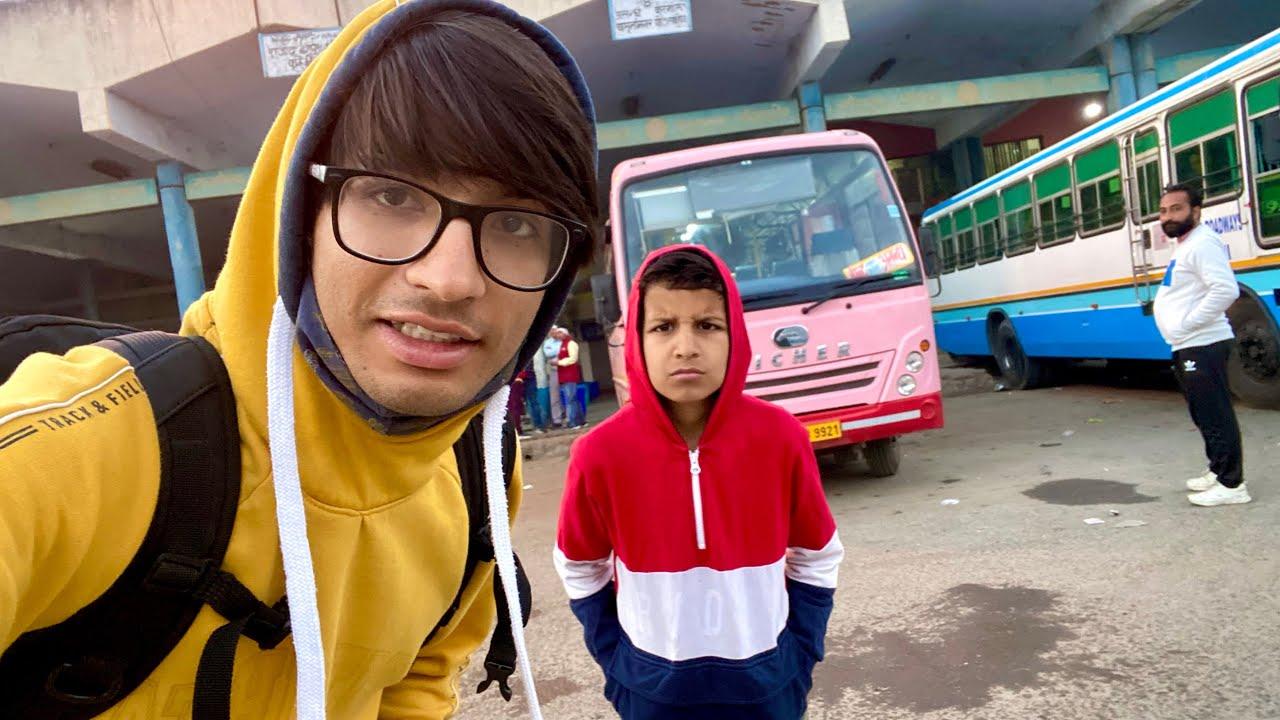 Bus Stand Pe Popat Hogya? 😅 subh subh