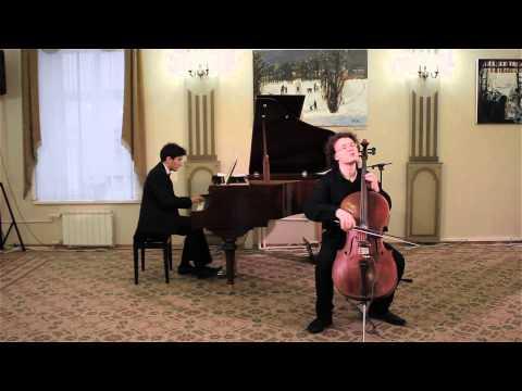 "Webber ""Jesus Christ Superstar"" cello-piano"