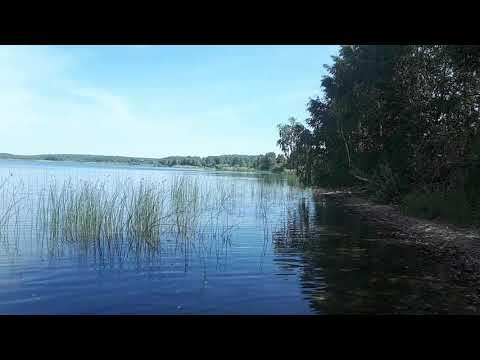"""Купались на озере """"Малые Касли"""" в городе Касли"""