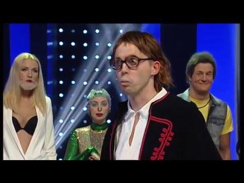 Suur komöödiaõhtu - 2. saade - Karakterite anekdoodid