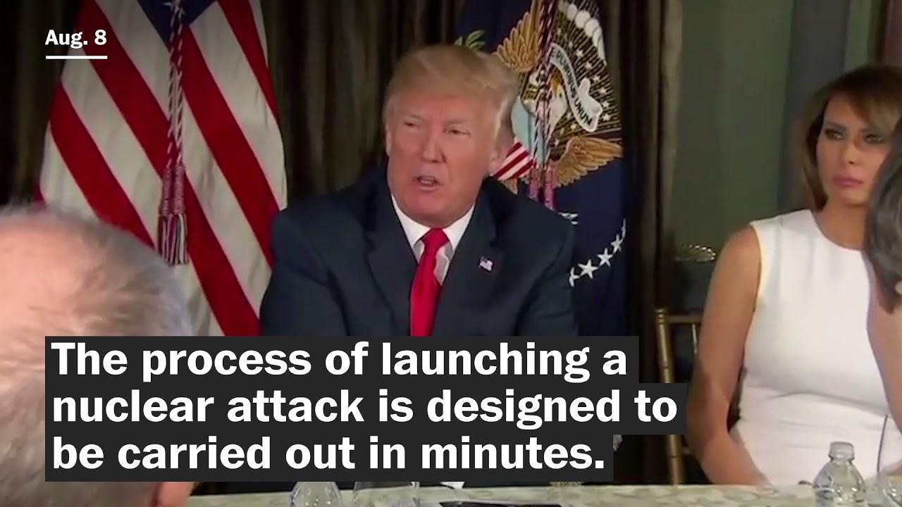 Trump: Washington Post Employees Going on Strike Is a 'Great Idea'