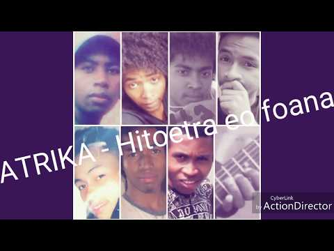 ATRIKA - HITOETRA EO FOANA (Pop/Alternative rock malagasy) audio