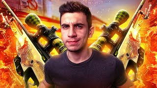 DRAGON LORE FN PRA VOCES! - CS:GO DE NOOB À GLOBAL #113 thumbnail
