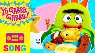 Party in my Tummy (Breakfast) - Yo Gabba Gabba!