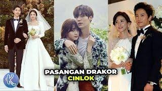 Berawal Dari Drama Korea! Inilah 9 Pasangan Artis Drakor Yang Bertemu Jodoh di Lokasi Syuting-CINLOK