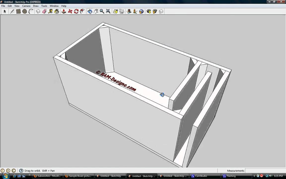 RAM Designs: Rockford Fosgate P3 12