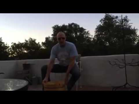 Michael Rooker ice bucket