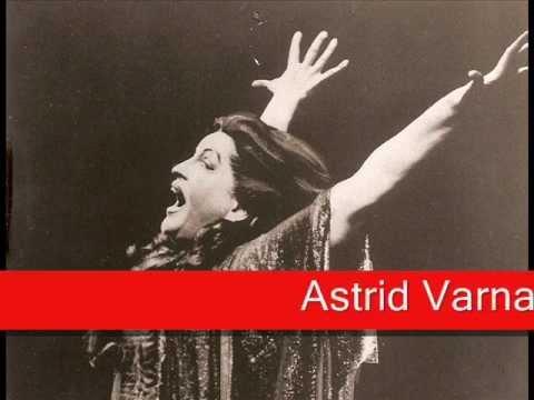 Astrid Varnay: Verdi - MacBeth, 'Vieni! t'affretta! Or tutti sorgete, ministri infernali'