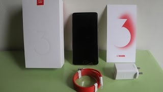 Oneplus 3 Refurbished unboxing Ebay India