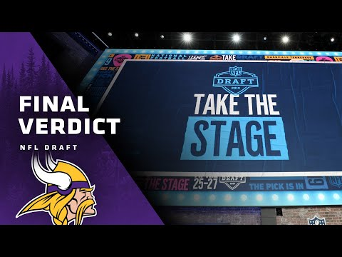 The Final Verdict: Experts Weigh In On Who The Minnesota Vikings Will Take With Pick No. 18