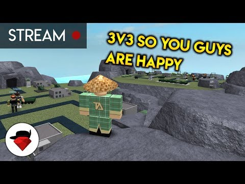 Playing some 3v3s To Please You Guys | Tower Battles [ROBLOX] (VIP Server  Link In Description)