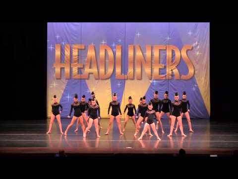 """Radioactive"" - Empower Dance Company - Junior Modern Group"