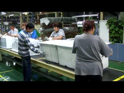 видео: Завод lg в России
