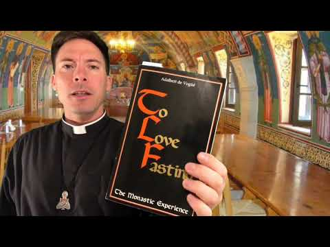 One Meal A Day Like The Monks - Fr. Mark Goring, CC