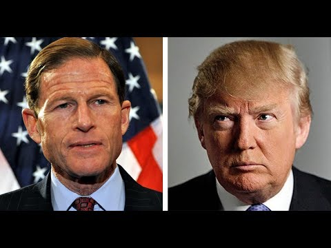 2020 Presidential Election Prediction- President Trump vs Richard Blumenthal