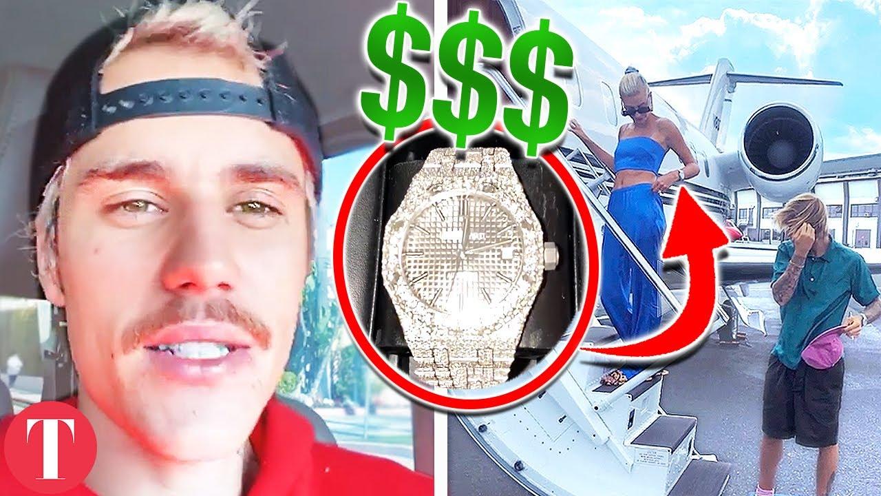 Како Џастин и Хејли Бибер го трошат нивното богатство?