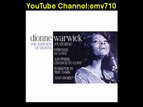 Another Chance To Love - Dionne Warwick & Howard Hewett
